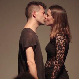 Press photo of Katinka Fogh Vindelev og Jacob Kirkegaard